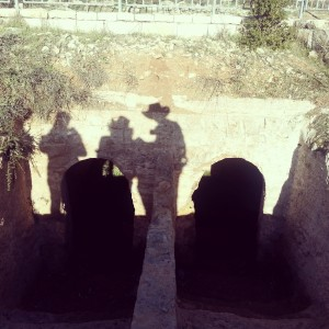 2nd Temple Period Mikve on Derech HaAvot