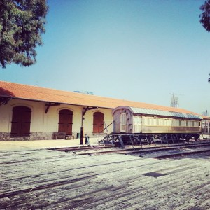 The Old Train Station, Tel Aviv