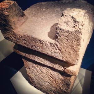 Philistine altar found at Tel Tzafit, believed to be biblical Gath
