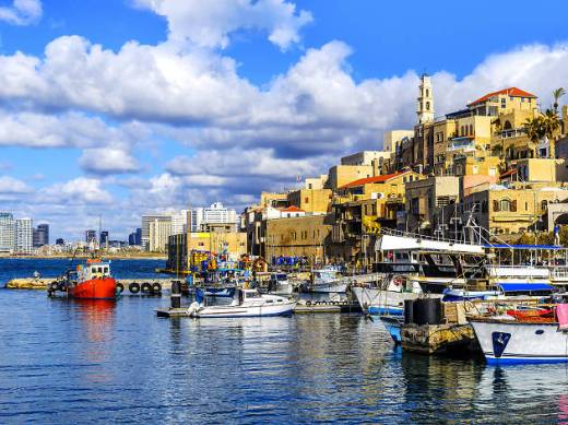 Port of Jaffa, Israel