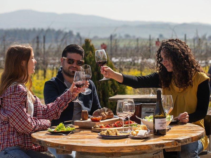 Ortal Winery Israel