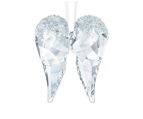 Statuette di cristallo Swarovski ali