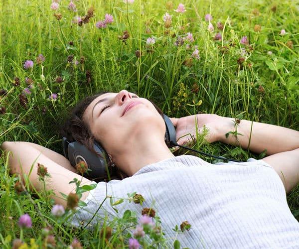 modi efficaci per rilassarsi musica