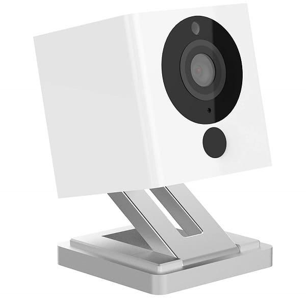 migliori videocamere per la sicurezza di casa iSmartAlarm iCamera Keep Pro