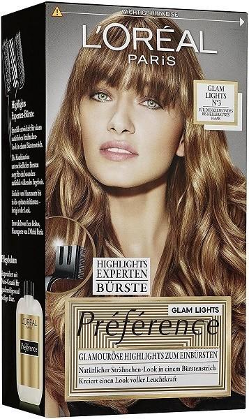 L'Oréal Paris Preference Glam Lights