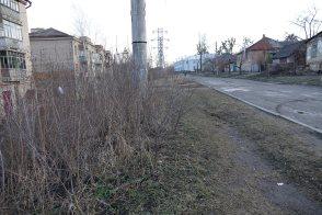 Высоковольтная линия по ул. Капитана Орлова