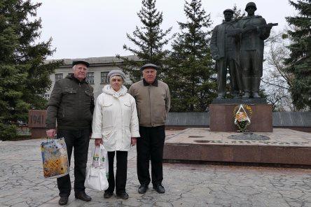 Онуфриева Нина Николаевна - совместное фото на память