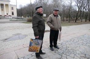Борис Мосюр и Миша Кузнецов