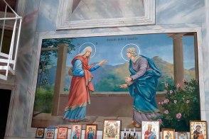 Цєлованіє Маріи и Єлисавєты