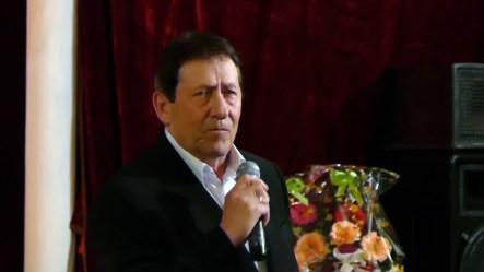 Александр Саченков на юбилее хора «Криниченька»