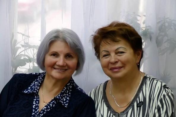 Лилия Ивановна Симакова и ...