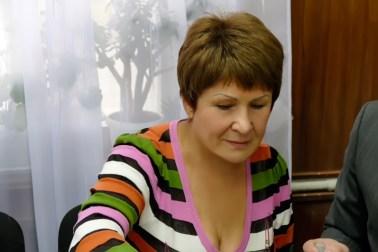 Тамара Федоровна Сидоркина