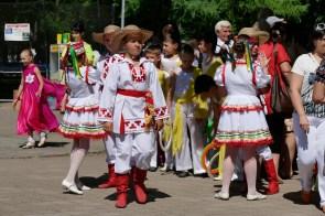 Фольклорный молодежный ансамбль