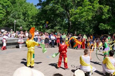 Танцевальный молодежный коллектив