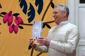 Вручение подарков на 8 Марта в Терцентре Изюма