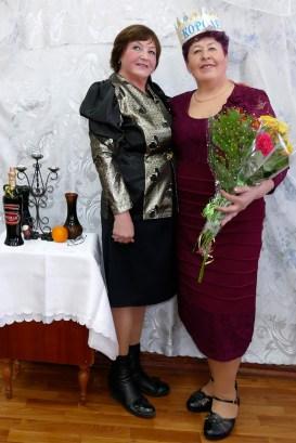 Павленко Галина Павловна и Аксенова Полина Леонидовна