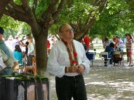 На праздновании Дня Города Изюм 2016
