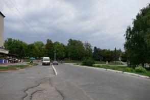 Вид от улицы Покровской