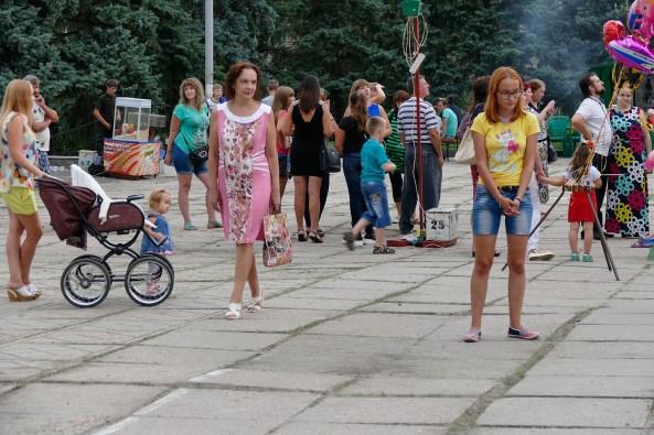 День Независимости Украины - 25 лет