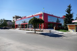 Улица Паромная - проезд на автовокзал