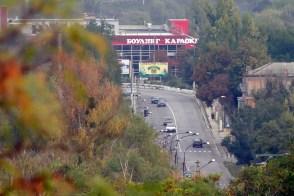 Вид с горы Кремянец