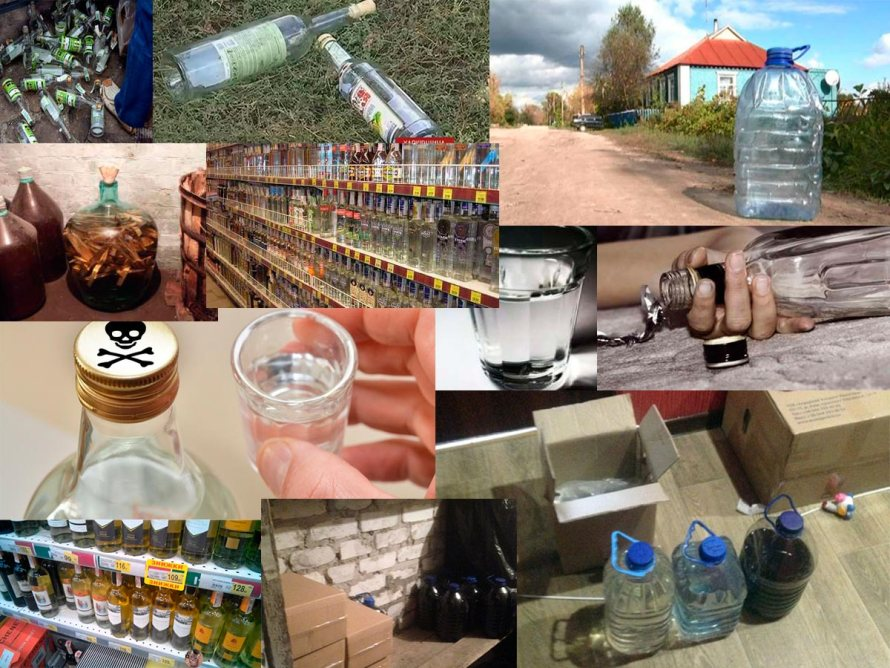 Правоохранители установили, что контрафактное спиртное привезли в Лиман из Изюма Харьковской области