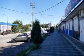 Улица Капитана Орлова в Изюме, район Центрального Рынка
