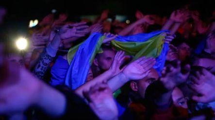 «Океан Эльзы» вызвал фурор в Краматорске, здесь живут настоящие патриоты, которые любят украинскую песню