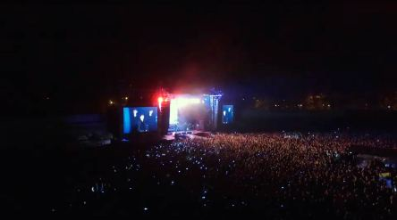 На стадионе «Авангард» в Краматорске 5 октября 2016 года состоялся концерт «Океана Эльзы».