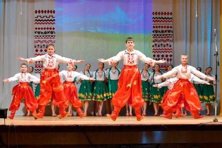 Слева на право: Остап Гончар, Петя Галкин, Сережа Новоселов