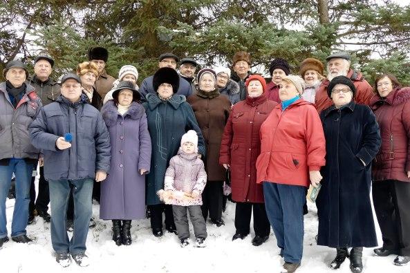 Народный самодеятельный хор «Криниченька» (Ветеран)