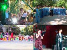 Торжественное шествие и концерт