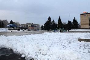 Вид Центральной площади