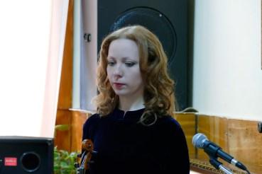 Преподаватель по классу скрипки Шилько Юлия Михайловна