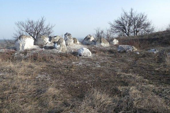 Как у Боженко - сокровища горы Кремянец