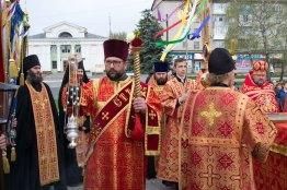 Протодиакон Свято-Вознесенкого кафедрального собора Димитрий Шилько