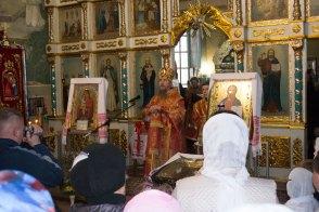 16 апреля 2017 года в 16.00, в праздник Светлого Христова Воскресения в Крестовоздвиженском храме