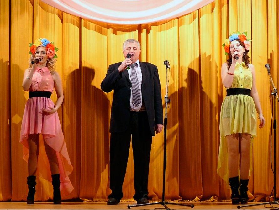 Лидия Горелова, Дмитрий Рипак и Ольга Евтушок