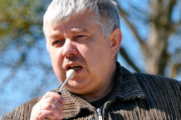 Василий Яковлевич Лесик