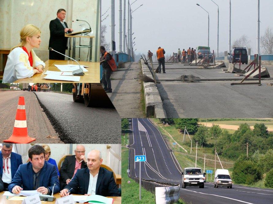 Строгий контроль силовиков за использование средств на ремонт дорог