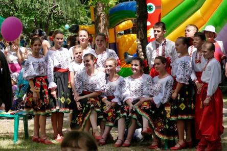 Образцовый любительский ансамбль народного танца «ВДОХНОВЕНИЕ»