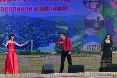 Юлия Зушенская, Максим Кондратьев и Людмила Митилева (руководитель)