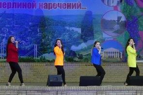 Виктория Золотоверхая, Наташа Ильгова, Маргарита Сердюк (Мурина) и Маша Цугунян