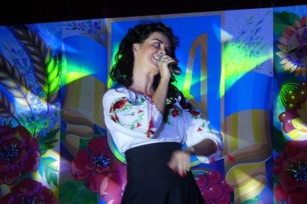 Большой праздничный концерт в Изюме, посвященный «Дню Независимости»