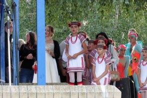 За кулисами главной сцены города Изюм