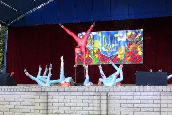 Цирк студия «Чудесники» - «Цветок душа»