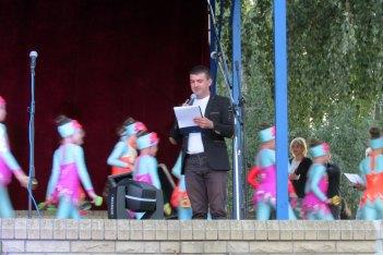Ведущий концерта - Дмитрий Винник