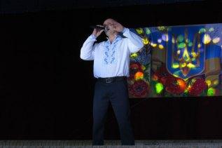 Праздничный концерт на День Независимости в Изюме