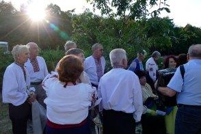 Участники хора «Криниченька» - последние настовления
