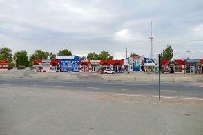 Капитальный ремонт автостоянки возле ТЦ «Поворотка»